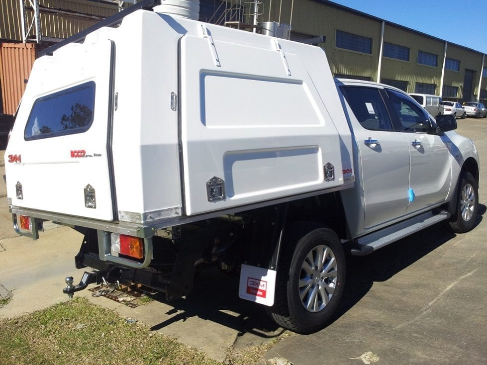 INDUSTRIAL SERIES to suit Dual Cab Ranger