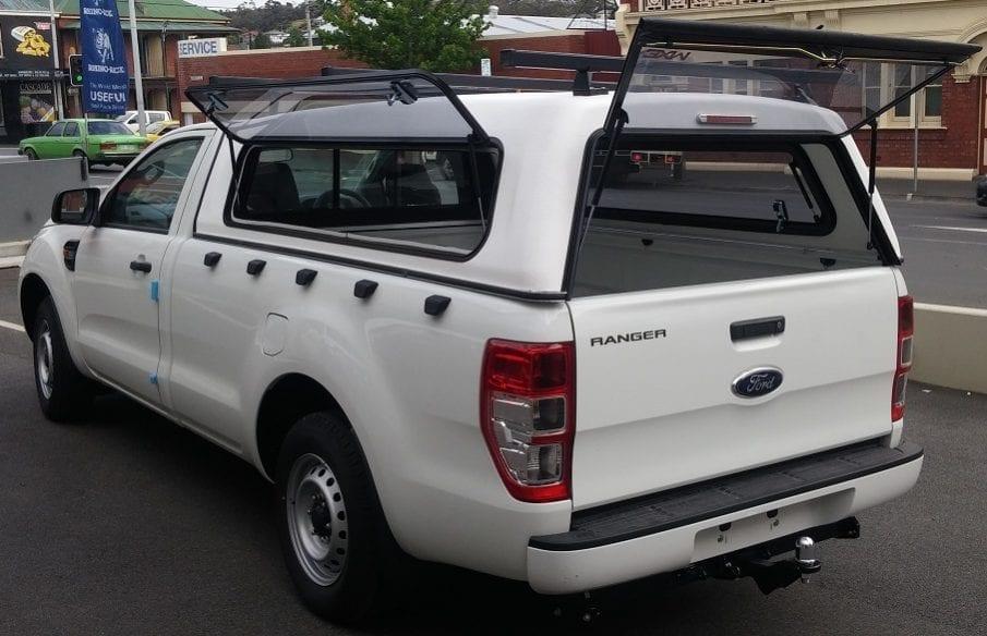 TRADIE TEXTURED SERIES to suit Ranger 2012+ Single Cab